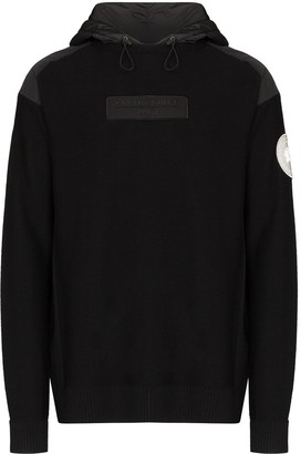 Canada Goose x juun.j Ashcroft merino wool hoodie