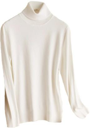 Goodnight Macaroon 'Amelia' Cashmere Turtleneck Sweater (5 Colors)