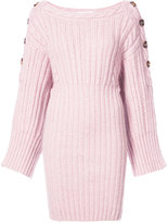 Spencer Vladimir cable knit sweater dress