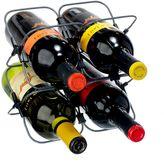 Rabbit® Houdini 4-Bottle Space-Saving Wine Rack