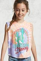 Forever 21 Girls Desert Dreaming Top (Kids)