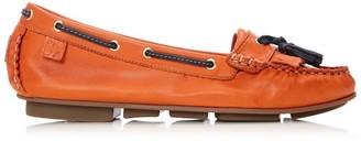 Moda In Pelle Errin Orange Leather