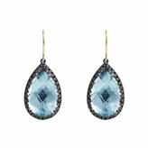 Larkspur & Hawk Sophia Drop Earrings - Blue