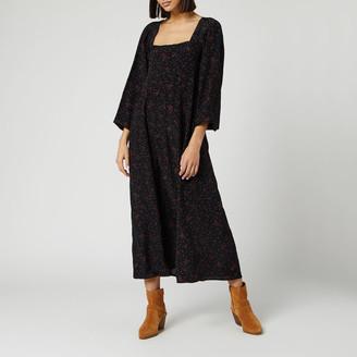Free People Women's Iris Midi Dress