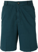 Kenzo chino shorts - men - Cotton - 50
