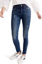 Madewell Women's 9-Inch High Waist Skinny Jeans