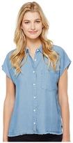 Joe's Jeans Alexandria Short Sleeve Shirt Women's Clothing