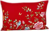 Pip Studio Morning Glory Pillowcase - Red - 50x75cm