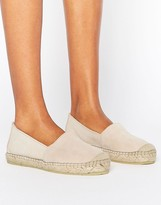 Selected Marley New Suede Espadrilles
