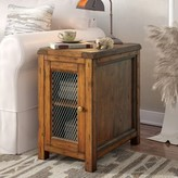 Laurèl Baggarly End Table With Storage Foundry Modern Farmhouse