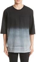 Drifter Men's Auron Ombre Pocket T-Shirt