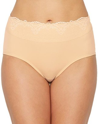 Bali Smooth Passion For Comfort Lace Brief