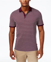 Michael Kors Men's Striped Polo