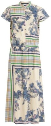 Coster Copenhagen - Scarf Print Maxi Dress - 34