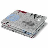 Original Penguin Pete Paint Splatter Throw
