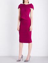 Roland Mouret Balvern stretch-crepe dress