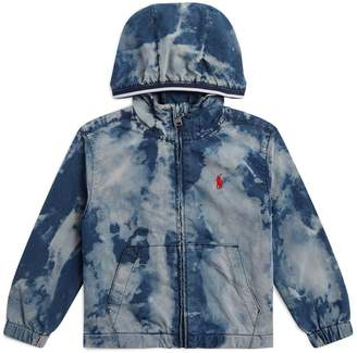 Polo Ralph Lauren Hooded Denim Jacket