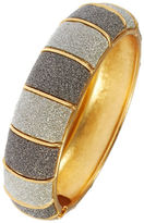 ABS by Allen Schwartz Glitter Bangle Bracelet