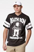 The Hundreds x Death Row Records Football Jersey