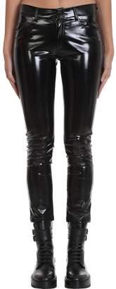 Laneus Pants In Black Polyester