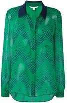 Diane von Furstenberg 'Lorelei Two' shirt - women - Silk/Polyester - 6