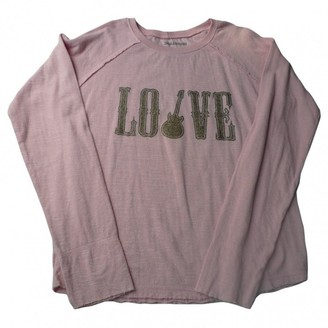 Zadig & Voltaire Pink Cotton Knitwear for Women