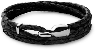 Miansai Trice Leather Bracelet
