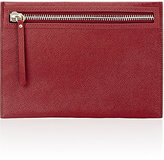 Barneys New York Women's Small Pouch-BURGUNDY