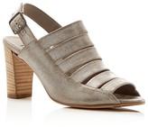 Paul Green Joan Metallic Strappy Slingback Sandals