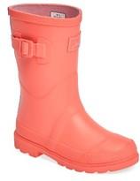 Joules Girl's Field Welly Waterproof Rain Boot