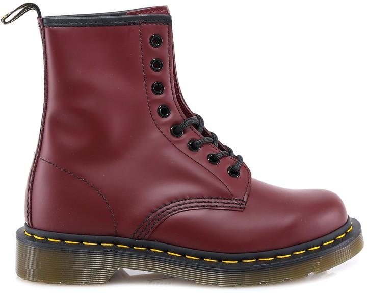 Dr. Martens Red Women's Boots | Shop