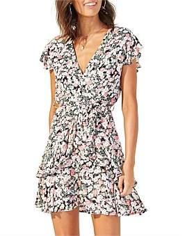 MinkPink Midsummer Romance Mini Dress