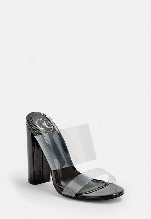 56b88416b9 Missguided Heeled Sandals For Women - ShopStyle UK