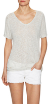 Zadig & Voltaire Margot Chine Short Sleeves T-Shirt