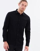 Quiksilver Mens Classics Long Sleeve Shirt