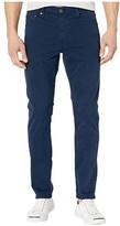 AG Adriano Goldschmied Everett Slim Straight Leg Twill Pants (Midnight Berlin) Men's Casual Pants