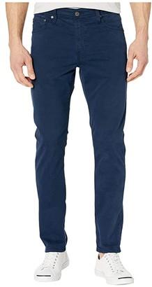AG Jeans Everett Slim Straight Leg Twill Pants (Midnight Berlin) Men's Casual Pants