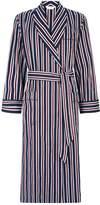 Derek Rose Cotton Stripe Robe