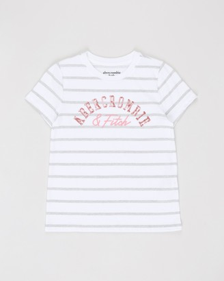 Abercrombie & Fitch Short Sleeve Tech Core Tee - Teens