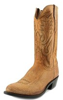 Lucchese M1008.r4 Round Toe Leather Western Boot.