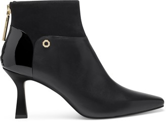 Louise et Cie Lydie Mixed-Material Bootie