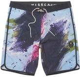 VISSLA Hot Coat Cosmic Print Boardshort