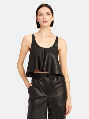 Olenich Cropped Tank Top