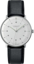 Junghans 027/3500.00 Max Bill stainless steel watch