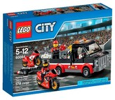 Lego City Great Vehicles Racing Bike Transporter 60084