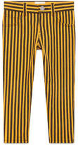 Gucci Children's striped denim pant
