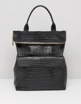 Whistles Verity Croc Backpack