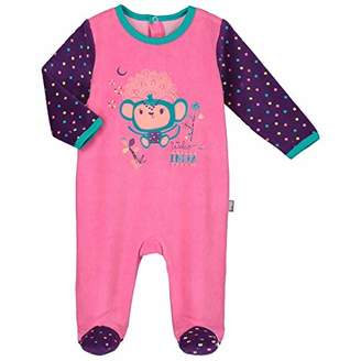 Camilla And Marc Baby Velour Pyjamas Mohini - 36 Months (98 cm)