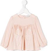 Stella McCartney long sleeve blouse
