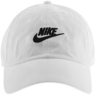 Nike Swoosh Cap White